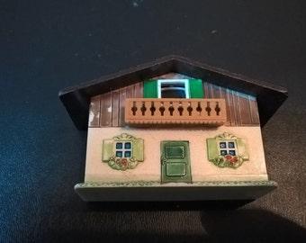 Vintage Swiss Souvenir Slide Viewer **FREE SHIPPING**