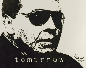 "Muhammed Ali ""tomorrow never comes"""