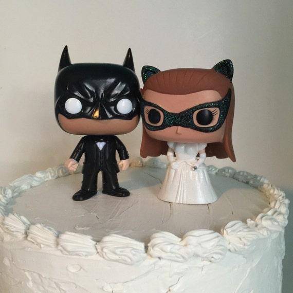 Custom Funko Wedding Cake Toppers