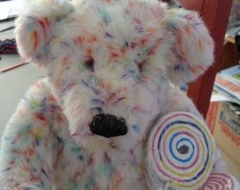 """teddy bear- """"Little Matt"""""""