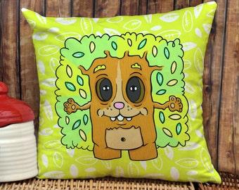 Tree hugger Cushion