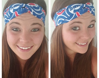 Chicago Cubs MLB Headband