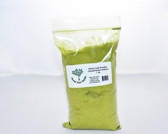 1/2 lb Neem Leaf Powder