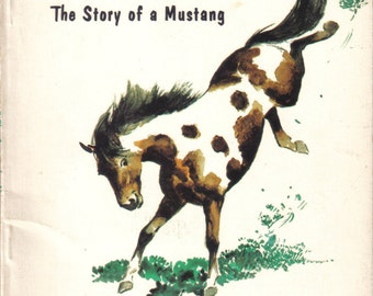 Tumble, The Story of a Mustang