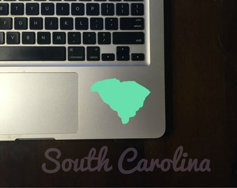 South Carolina State Decal