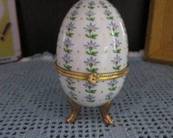 Vintage egg / Egg Faberger