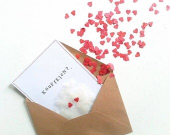 Valentijn Special Edition I Valentijnskaart / Valentine Postcard