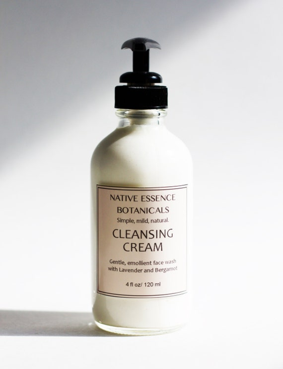 Natural face cleaner