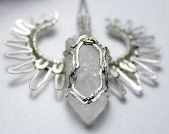Winged Lemurian Pendant