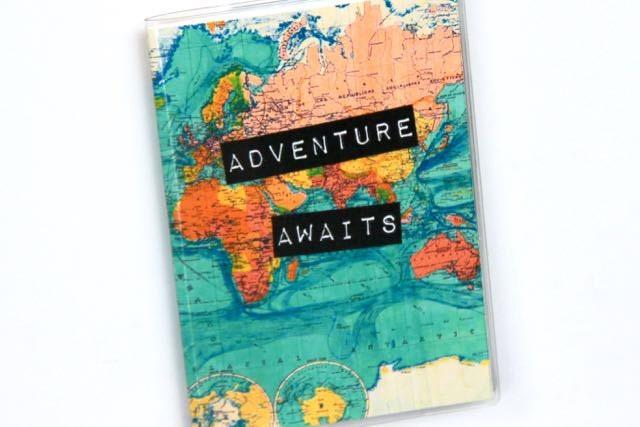 passport cover passport holder passport case travel gift