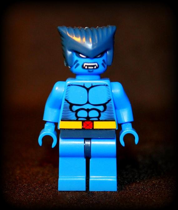 BM081 Lego Custom X-men Custom Nightcrawler Minifigure NEW