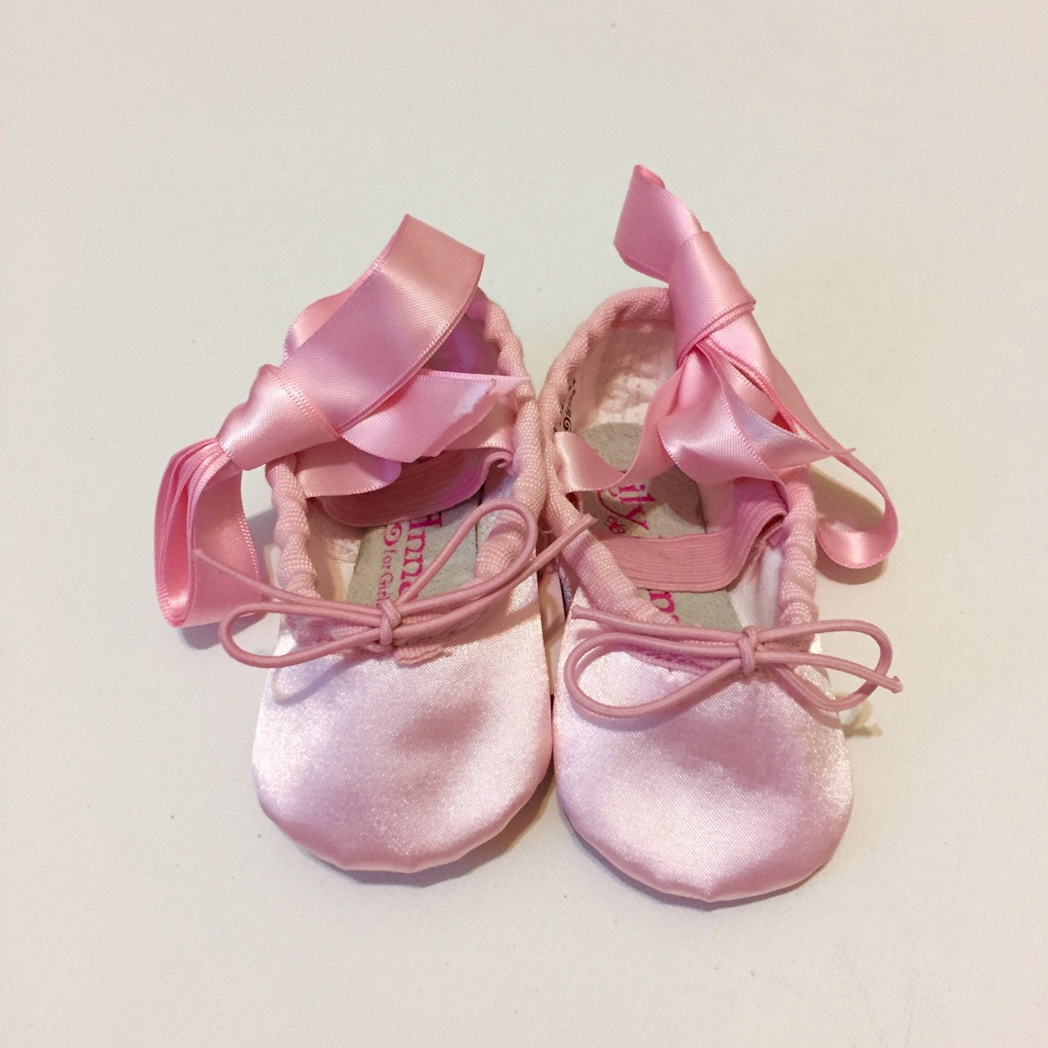 Pink Ballet Shoes Satin Ballet Slippers Pink Ballerina