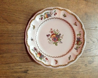 Copeland Spode Rockingham Dinner Plate 8 IN/ 20cm,659905 Exclusive to Harrods - In great condition