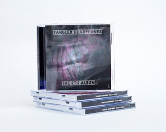 Tangled Headphones - The 2th Album