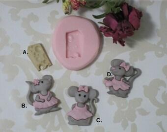 Three Little Mice Etsy