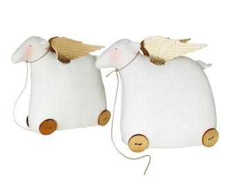 Tilda Happiness Is Homemade Angel Lambs