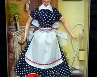 "Lucille Ball as Lucy Ricardo in ""I Love Lucy"" Episode 45 ""Sales Resistant"" Doll MIB"