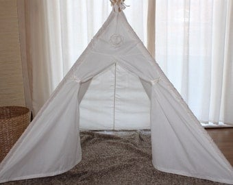 White Rose Children Teepee
