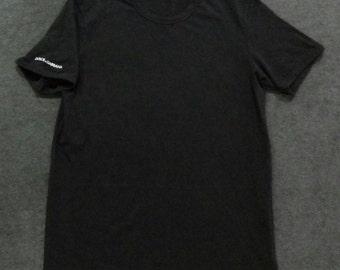Vtg D&G Dolce And Gabbana Underware Black T Shirt