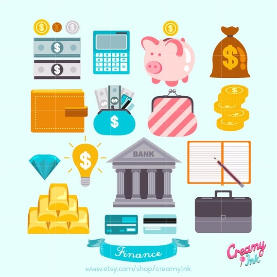 save money digital vector clip art finance clipart design rh catchmyparty com digital clipart websites digital clip art free