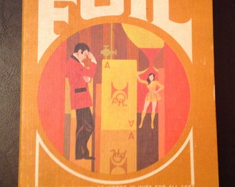 "1970 card game ""Foil"""