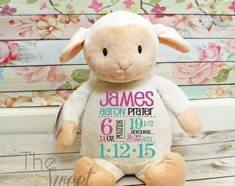 Personalized turtle stuffie