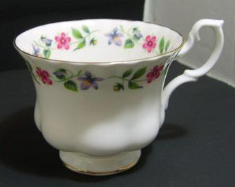 Royal Albert Fine Bone China Tea Cup