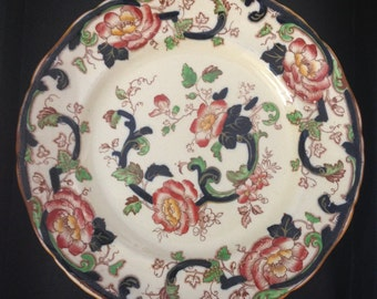 Mason's Patent Ironstone China