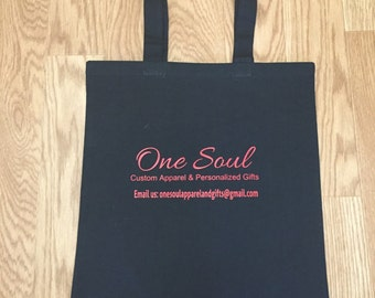 Promotional Tote Bags, Printed Tote Bags, Personalized Tote Bags, Business Tote Bags, Advertise Your Business, Custom Tote Bag