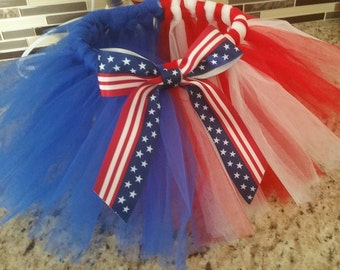 4th of July girls Tutu