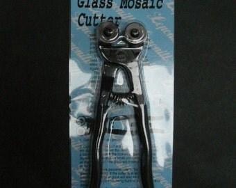 Leponitt Double Wheel Mosaic Cutters
