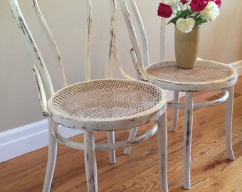 Vintage Italian Bistro Chairs