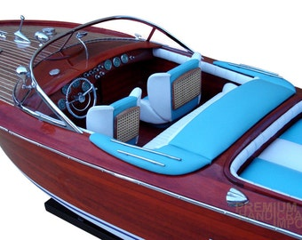 "Riva Aquarama 34"" Quality Model Boat"