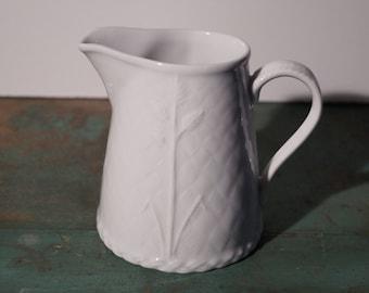 Royal Worcester Porcelain Pitcher