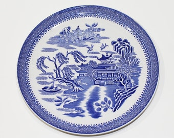 Spode Blue Willow Etsy