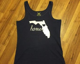 Florida State home tank top
