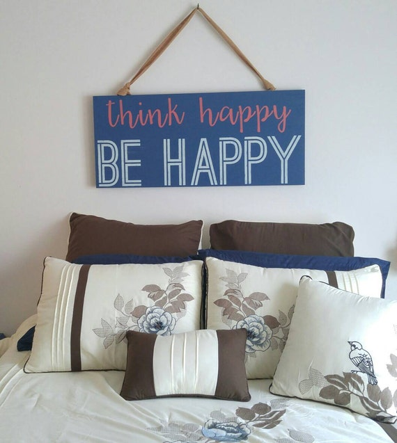ThePaintedSignCo - Large Wall Signs - Reversible Design - Teen ...