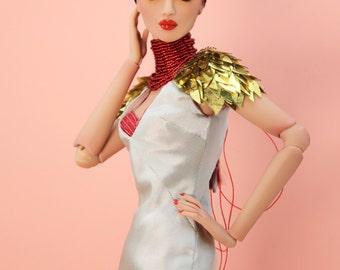 outfit Numina doll Devon , ficon doll , Rdg doll , fashion doll 16 '' size