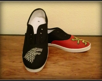 Custom Game of Thrones Shoes