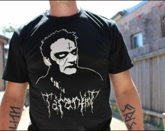 Black Metal Tarantino T-shirt