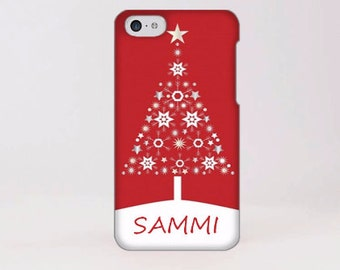 Christmas Blackberry Case. Christmas Blackberry Cover. Christmas Tree