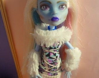Monster High Abbey Repaint