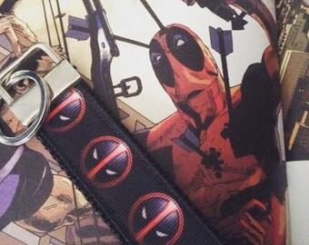 Marvel Deadpool Keychain