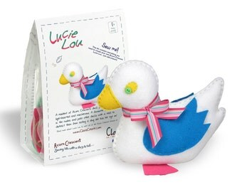 Duckling Sewing Kit - Lucie Lou