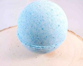 Organic Peppermint Bath Bomb