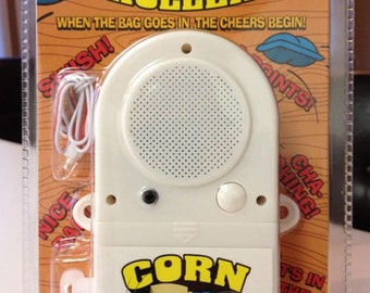 Set of 2 Cornhollers - Cornhole Sound Machine - Cornhole Set Accessory - Cornhole Sound Game - Cornhole Game Accessory