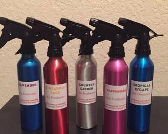 Five 10oz Air Fresheners