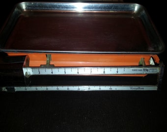 Household kitchen scale - mark TERRAILLON - VINTAGE - 10KG
