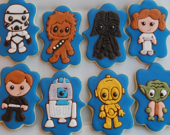 2DZ Star Wars Cookies