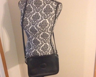 Navy michael green limited edition lether purse